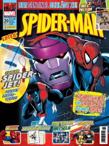 Spider-Man Magazin 20