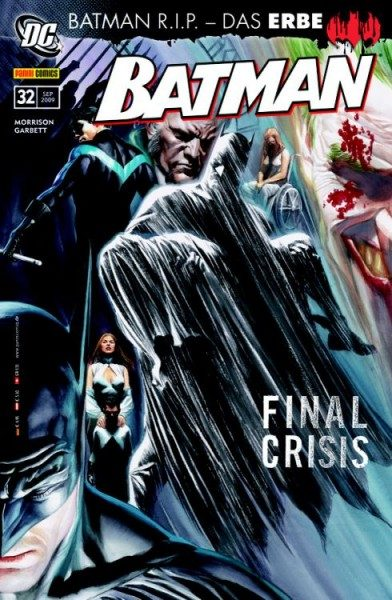 Batman 32 (2007) Variant