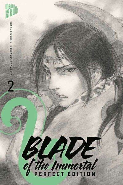 Blade of the Immortal 2 Perfect Edition  Cover