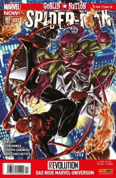 Spider-Man 17 - Goblin Nation 1