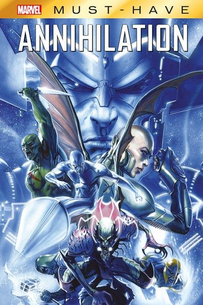 Marvel Must-Have - Annihilation Cover