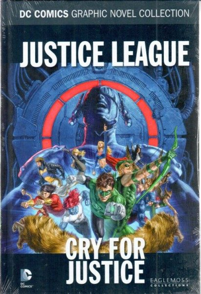 Eaglemoss DC-Collection 58 - Justice League - Cry for Justice