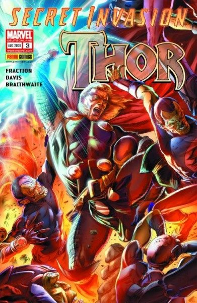 Thor 3 - Secret Invasion