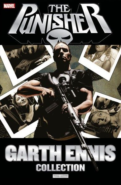 The Punisher - Garth Ennis Collection 9
