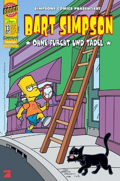 Bart Simpson Comics 13