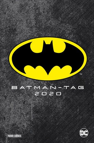 Batman Tag 2020 - Exklusives Hardcover Cover