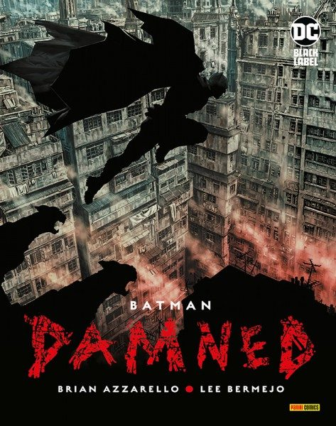 Batman - Damned (Sammelband) Hardcover Cover