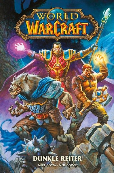 World of Warcraft: Dunkle Reiter Cover