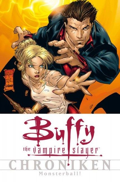 Buffy the Vampire Slayer Chroniken 8 - Monsterball!
