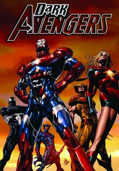 Dark Avengers 1 Variant - Comic Action 2009