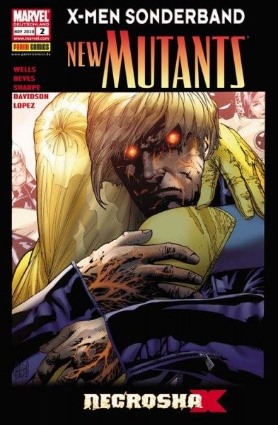 X-Men Sonderband - New Mutants 2