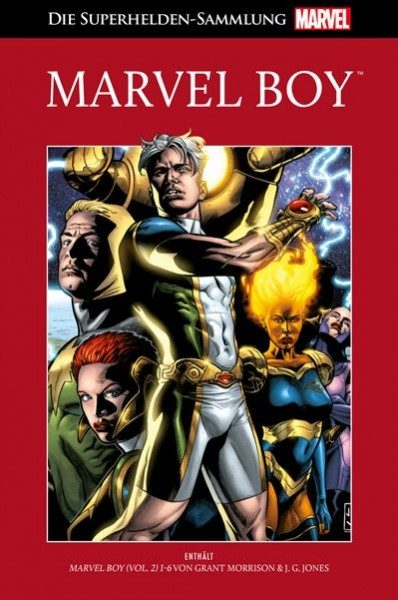 Die Marvel Superhelden Sammlung 56 - Marvel Boy