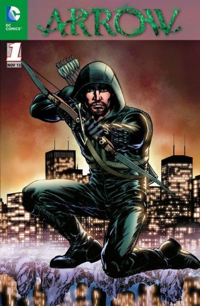 Arrow 1 (2013) Variant
