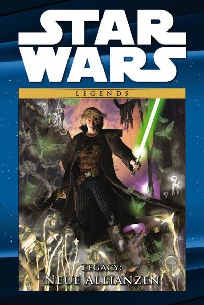 Star Wars Comic-Kollektion 39 - Legacy - Neue Allianzen