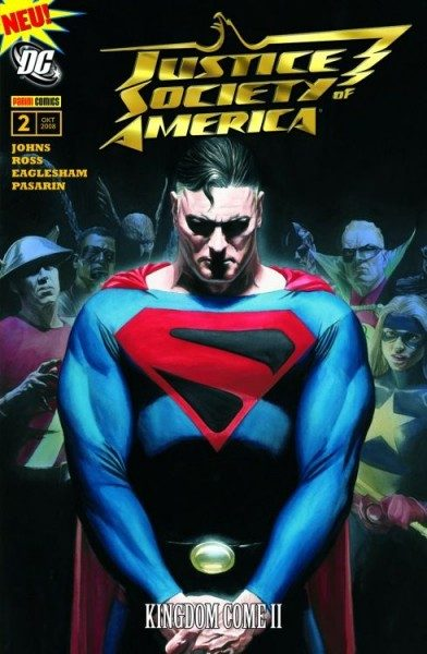 Justice Society of America 2 - Kingdom Come II