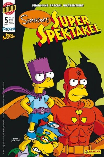 Simpsons - Super Spektakel 5
