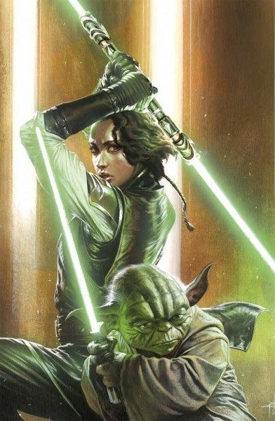 Star Wars 71 - Die Hohe Republik Variant Cover Front