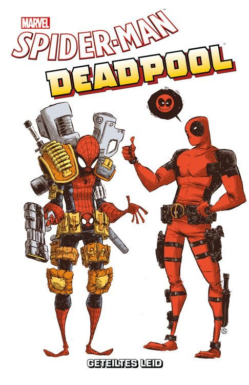 Spider-Man/Deadpool - Geteiltes Leid