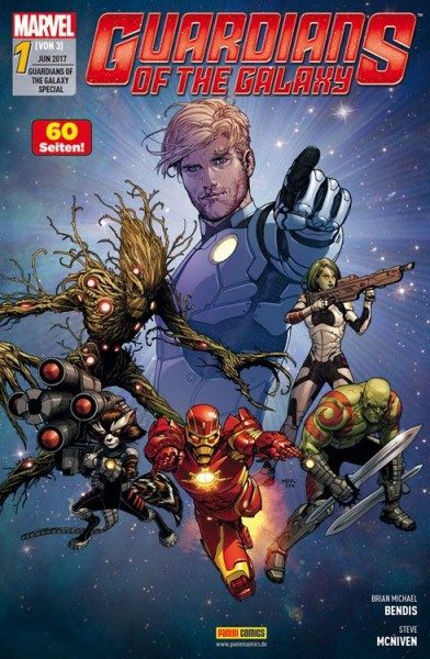 Guardians of the Galaxy Special 1