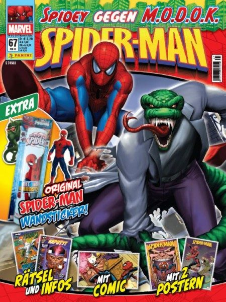 Spider-Man Magazin 67