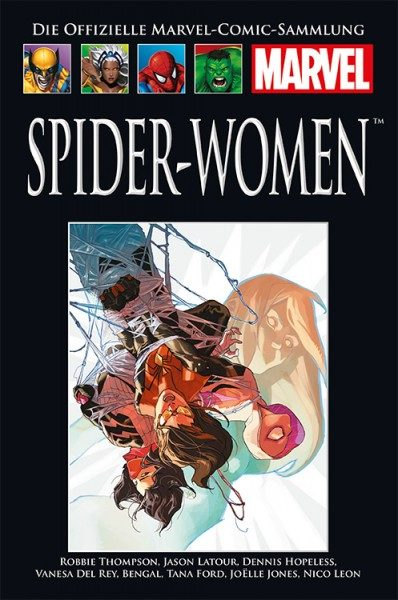 Hachette Marvel Collection 179 - Spider-Women Cover