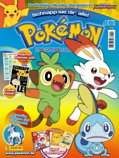Pokémon Magazin 159 Cover