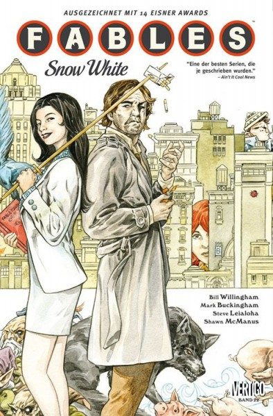 Fables 22 - Snow White