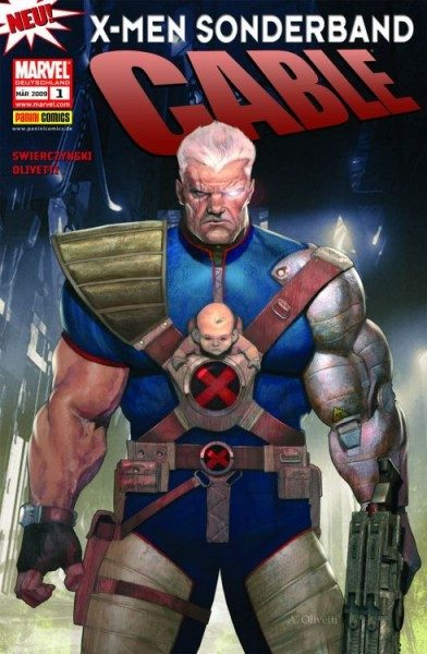 X-Men Sonderband - Cable 1
