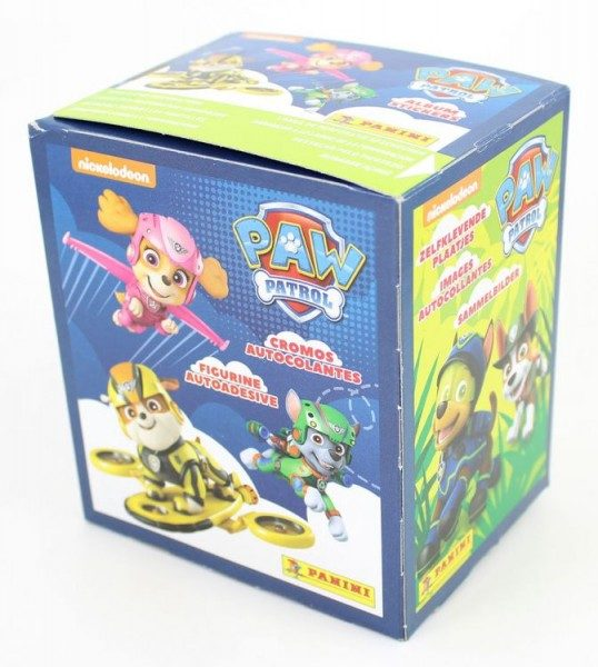 Paw Patrol Stickerkollektion 2 - Box mit 50 Tüten