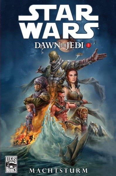 Star Wars Sonderband 72 - Dawn of the Jedi 1