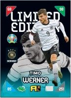 UEFA EURO 2020™ Adrenalyn XL™ 2021 Kick Off – LE Card – Timo Werner (Deutschland)
