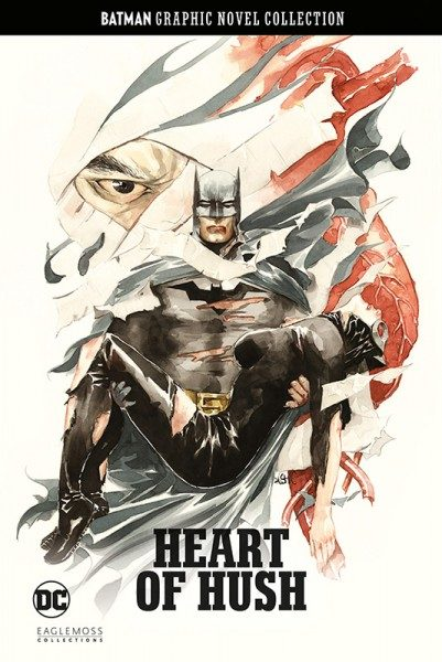 Batman Graphic Novel Collection 74 - Heart of Hush Cover