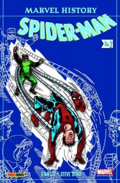 Marvel History - Spider-Man 2
