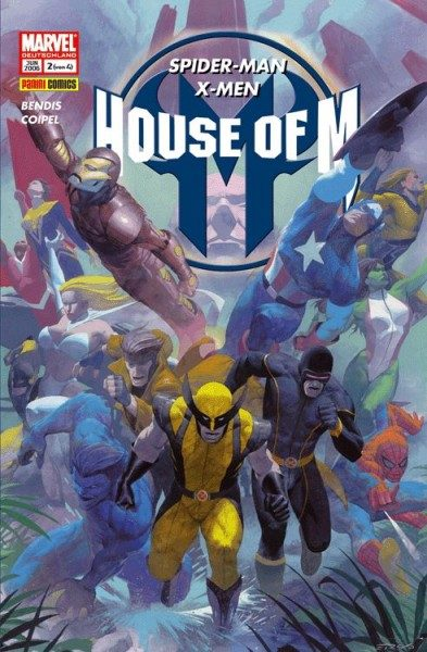 House of M 2