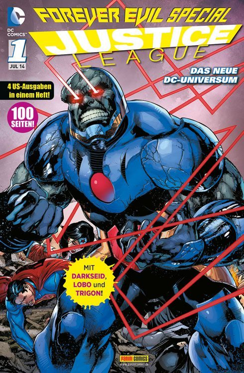 Justice League - Forever Evil Special 1
