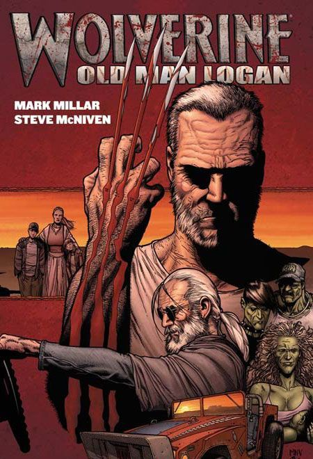 Marvel Exklusiv 84 - Old Man Logan...