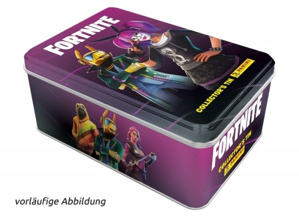 Fortnite Series 2 Trading Cards - Tin Box