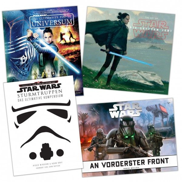 Star Wars - Deluxe-Bundle Inhalt