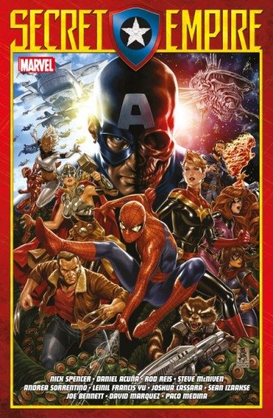 Secret Empire (Englisch)