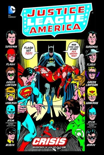 Justice League of America - Crisis 3 Hardcover