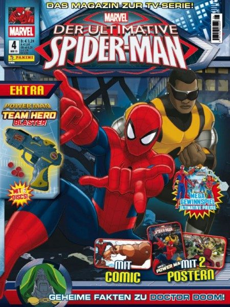 Der ultimative Spider-Man - Magazin 4