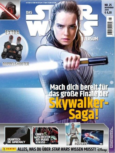 Star Wars Universum 25 Cover