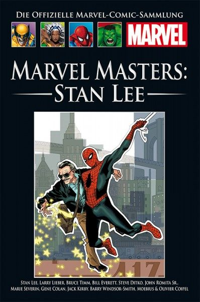 Hachette Marvel Collection 219 - Marvel Masters - Stan Lee Cover