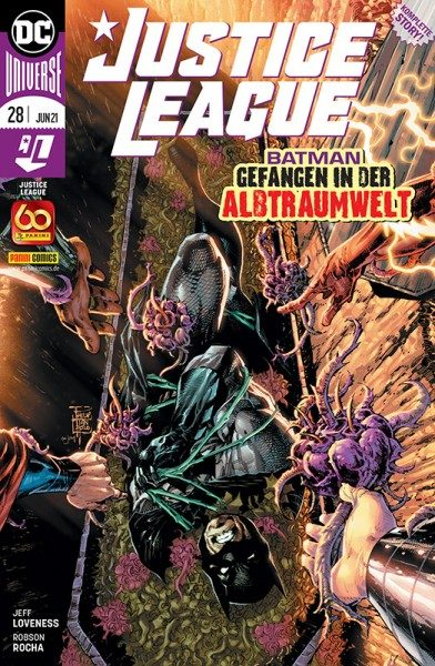 Justice League 28 Cover