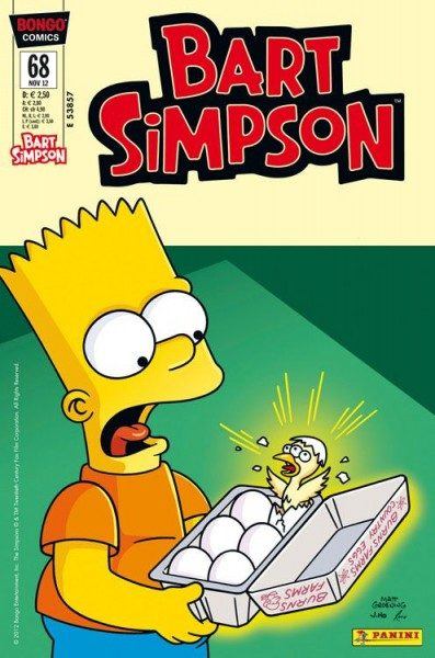 Bart Simpson Comics 68