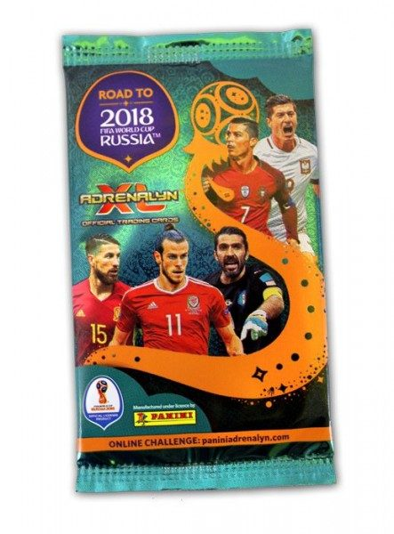 Road To FIFA World Cup Russia 2018 Adrenalyn XL - Tüte