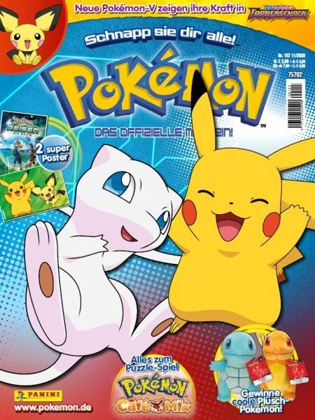 Pokémon Magazin 157 Cover