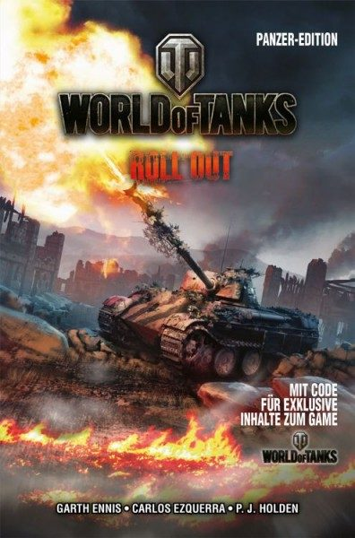 World of Tanks - Roll Out 1 Variant + Panzer-Modell - Panther