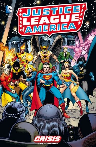 Justice League of America - Crisis 6