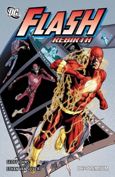 DC Premium 69 - Flash - Rebirth Hardcover